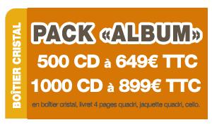 PROMO PACK ALBUM