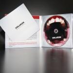 Digipak CD 2 volets  avec livret