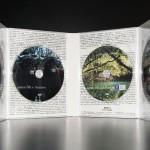 Digipak DVD 4 volets 4 DVD (ouvert)